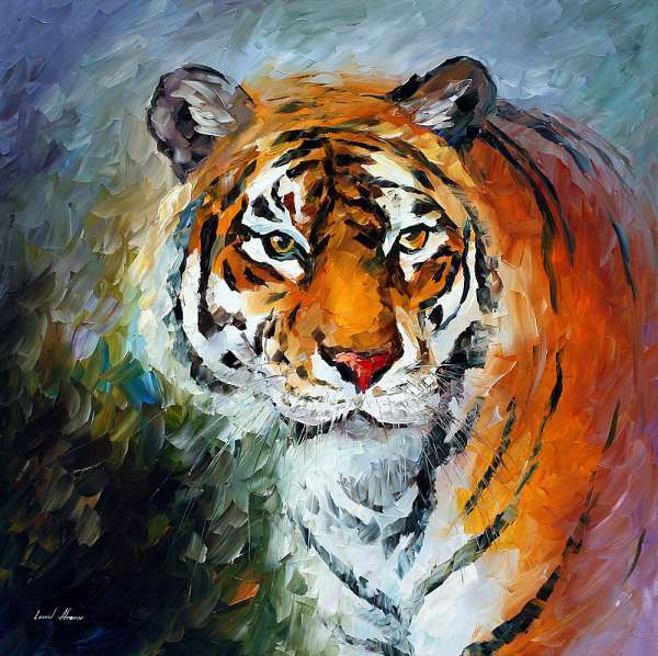 LONLY TIGER