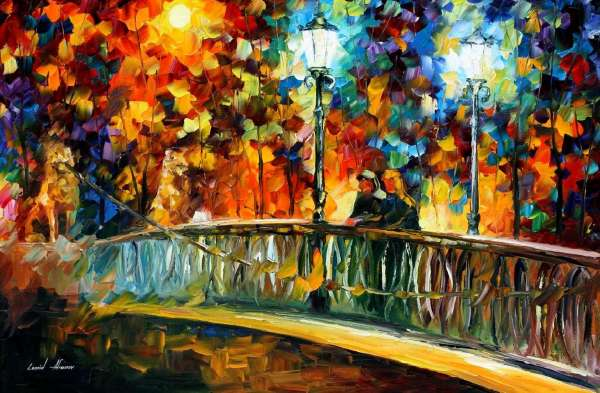 DATE ON THE BRIDGE