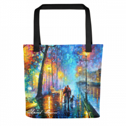 Alley By The Lake - Funda de plástico para iPhone 7 & 8