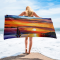 Beach Towels with different designs by Leonid Afremov