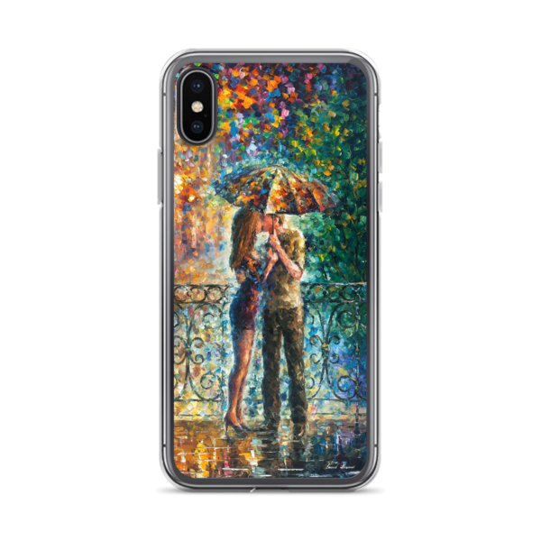 iPhone X / XS Cases with different designs by Leonid Afremov